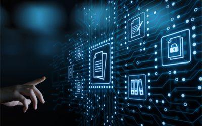 Nieuwsbrief #1 2021, Digitale Transformatie uitdagingen, RPA en automatisch anonimiseren
